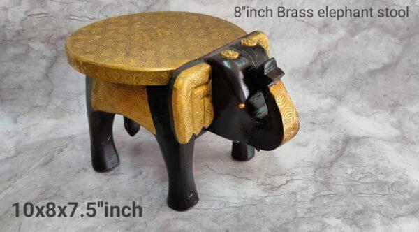 Brass Elephant 1
