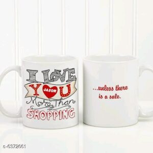 Trendy Coffee Mugs Pack of 3