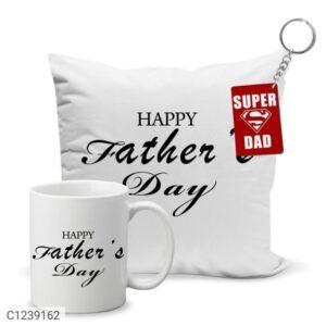 Gift Printed Coffee Mug Cushion Cover Keychain Combo8