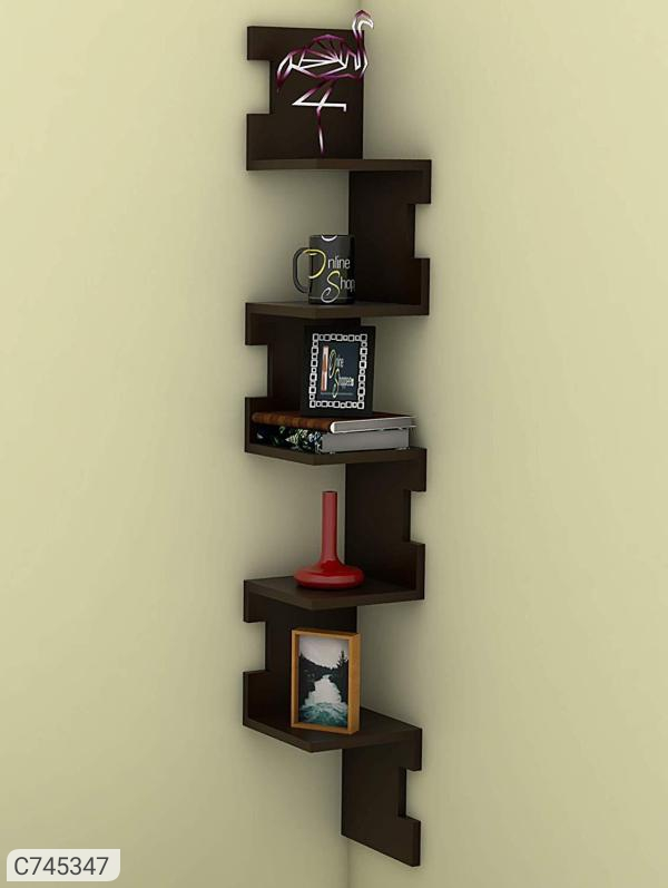 Intersecting Floating Wall Shelves Set of 4 Code C7453461 1