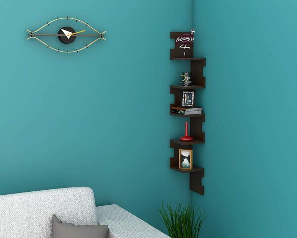 Intersecting Floating Wall Shelves Set of 4 Code C7453462