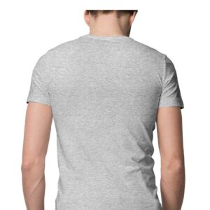 Custom Men's T-Shirt Grey 180 GSM
