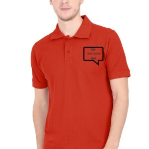 Custom Men's Polo Red
