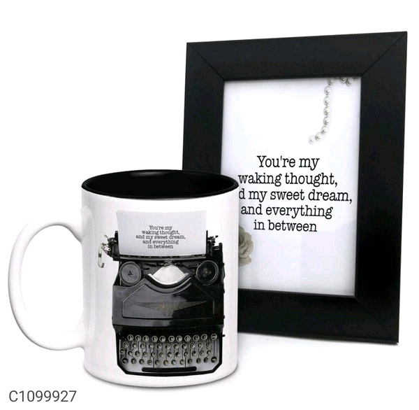 Mug with Photo Frame2