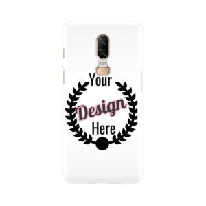 Oneplus  6 customized phone cases