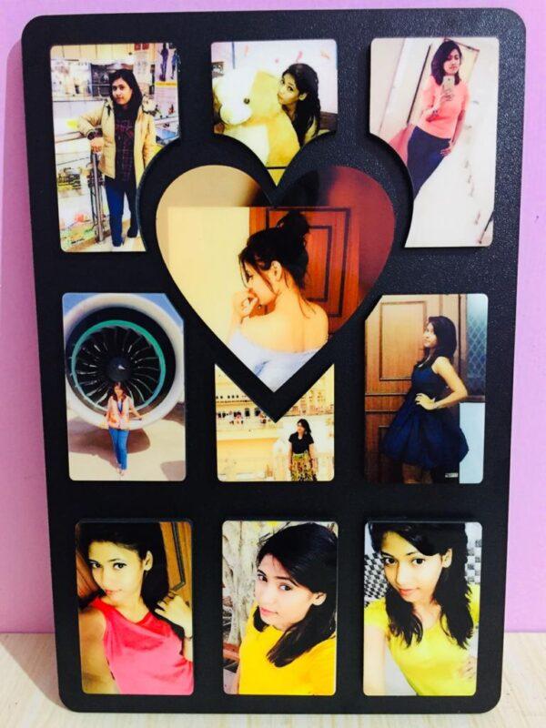 Customized Wall Photo Frame
