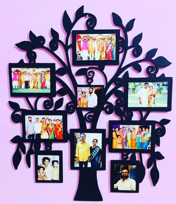 SBCMD1024 Customized Wall Tree Frame1