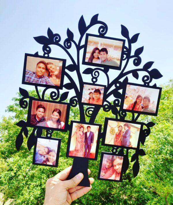 SBCMD1024 Customized Wall Tree Frame2