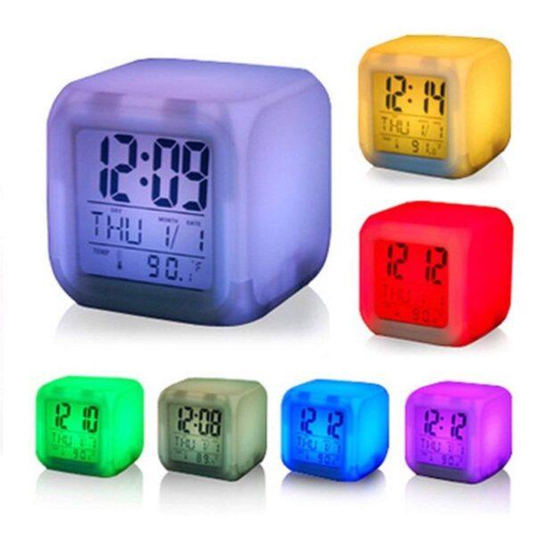 SBCMD1029 Customized Digital Alarm Clock2