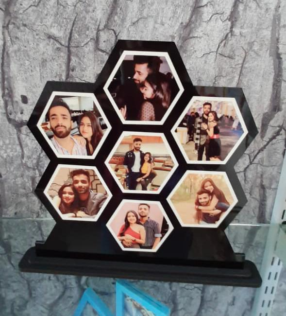 Customized Table Top Photo Frame