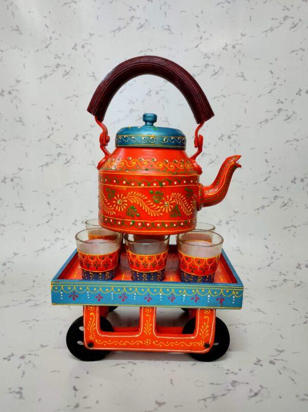 Tea Kettle set1