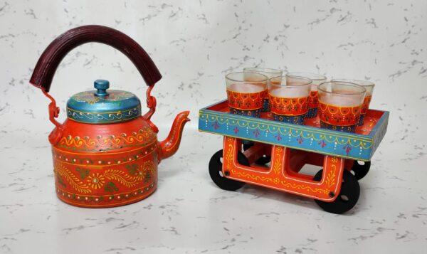 Tea Kettle set2