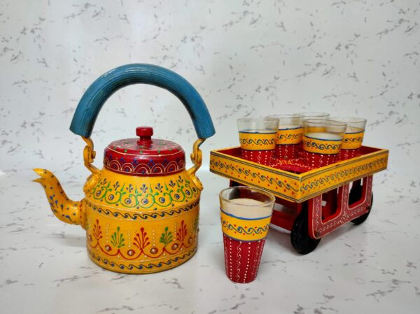 Tea Kettle set3