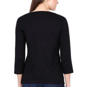 Custom Women's Full Sleeve Black 180 GSM