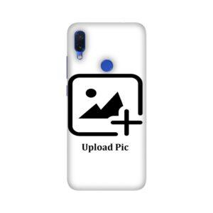 Redmi 7 customized phone cases