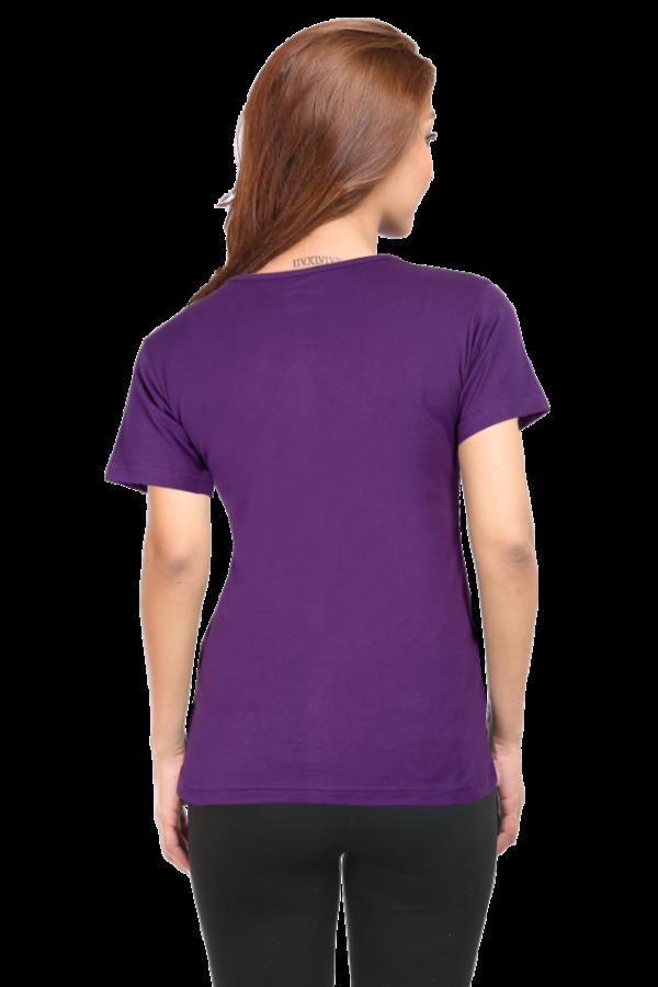 w rond neck purple1
