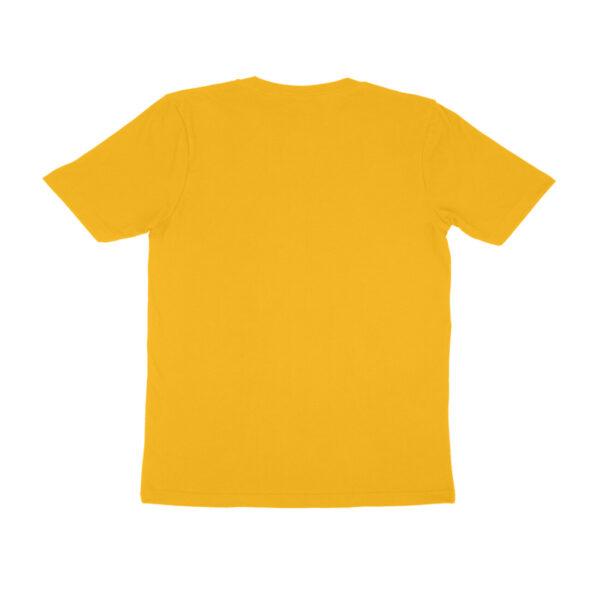 back 5fbaac080a105 Golden Yellow S Men Round