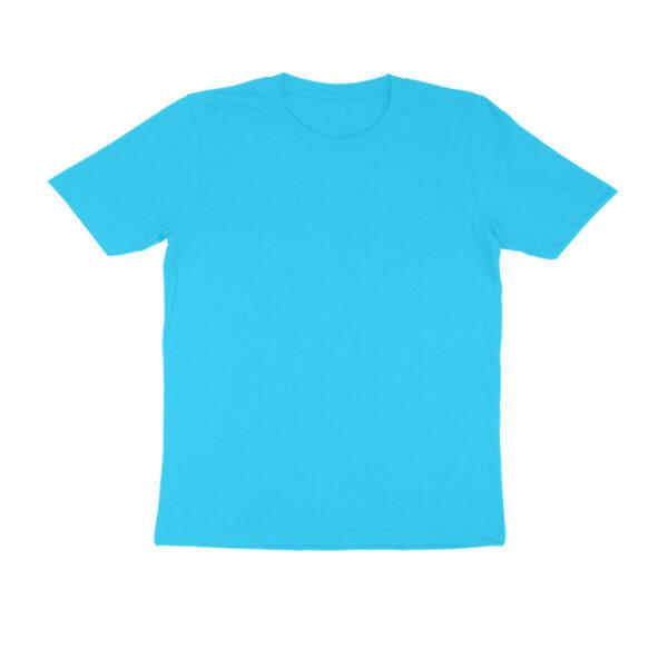 front 5fbaac0ee7979 Sky Blue S Men Round